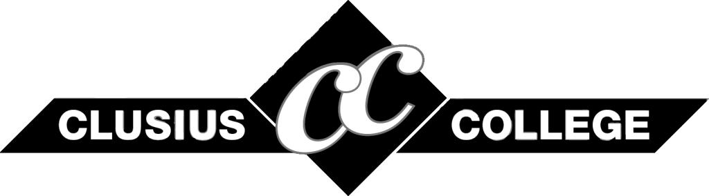 Clusius College Zwart Wit